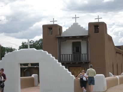 タオス・教会2
