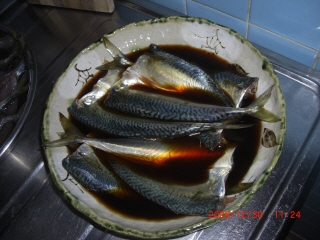 魚の開き12