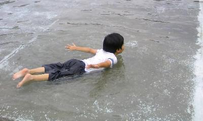 噴水011