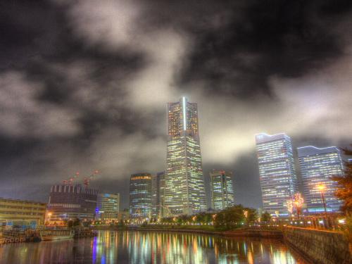 2008年7月-横浜1