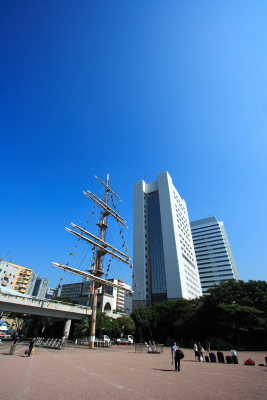 2008年9月-竹芝桟橋