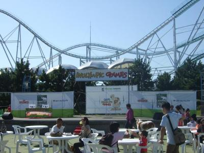 イヌリンピック2006