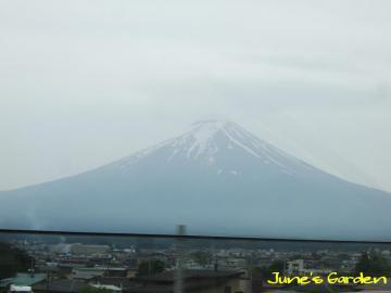 今日の富士山