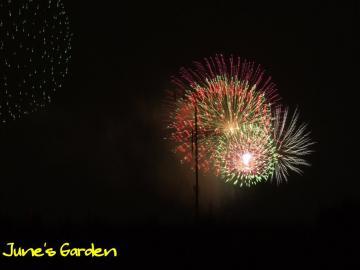 2007年 手賀沼花火大会5