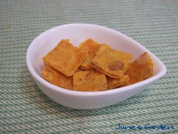 にんじんチーズクッキー