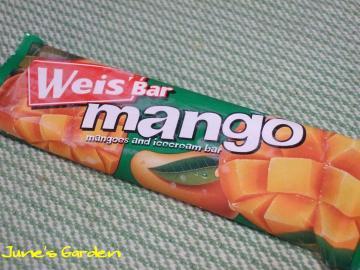 ワイス マンゴーアイス