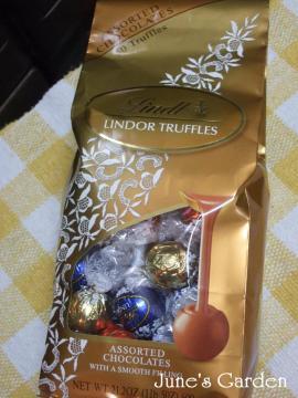 リンツリンドールチョコレート
