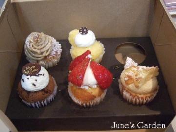 Fairycake Fairのカップケーキ