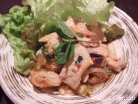 タイ風豚肉サラダ
