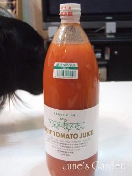 フルーツトマトのジュース