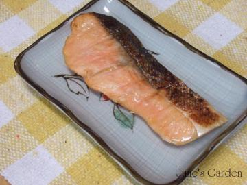 銀鮭の粕漬け