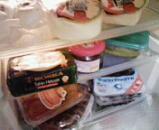 冷蔵庫が満タン!