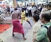 ケニアの民族ダンス