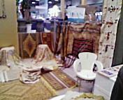 イランの絨毯
