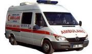 トルコの救急車