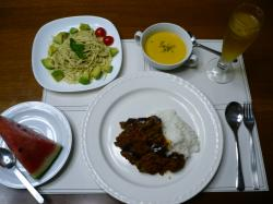 ☆レストランのようなディナー☆