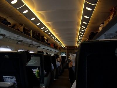 700系グリーン車20091230