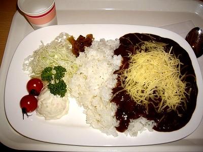 チーズカレー20100123