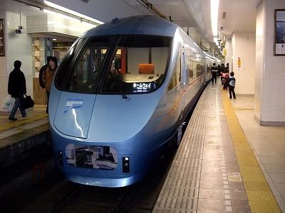 MSE新宿駅20100123
