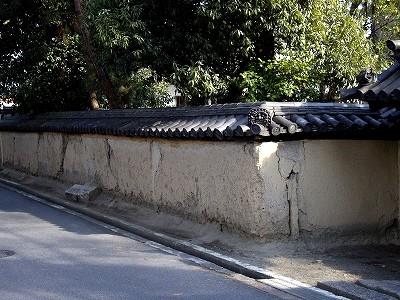 土塀20091231