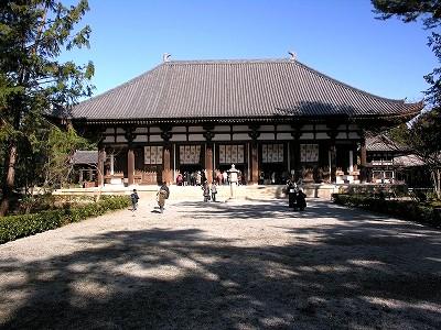 唐招提寺金堂1-20091231