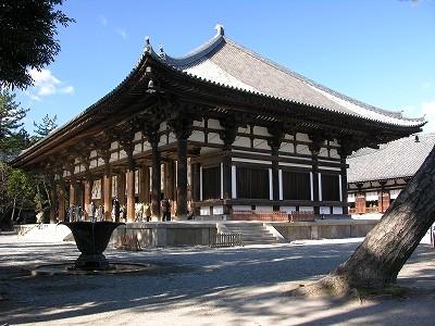 唐招提寺金堂2-20091231