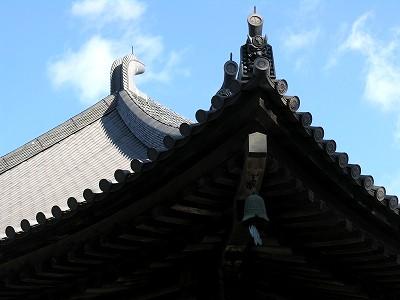 唐招提寺金堂4-20091231