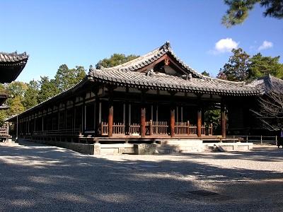唐招提寺礼堂20091231
