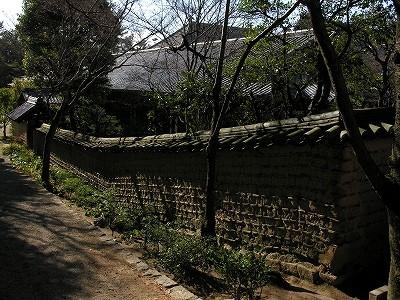 唐招提寺土塀1-20091231