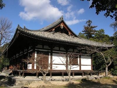 薬師寺東院堂2-20091231