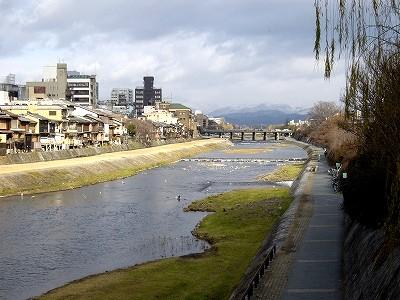 四条大橋より1-20100101