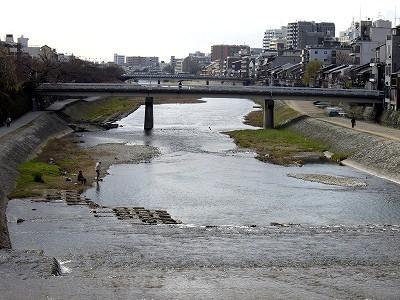 四条大橋より2-20100101