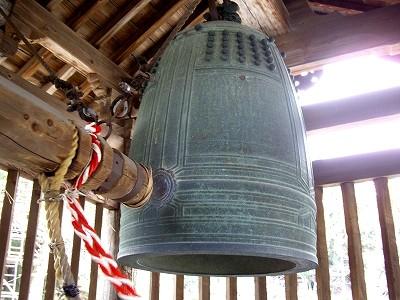 三井寺梵鐘20100101
