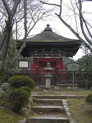 三井寺毘沙門堂20100101