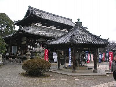 三井寺観音堂20100101