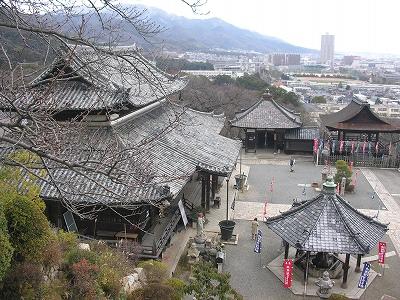 三井寺観音堂2-20100101