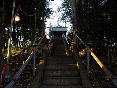 呼ばわり山20100102