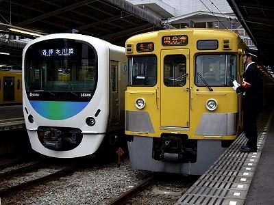 西武電車9000系2-20100306