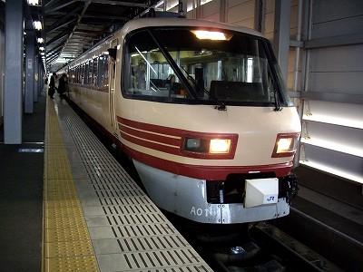 特急・雷鳥20100220