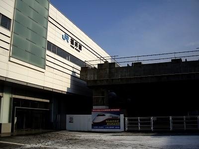 JR福井駅20100220