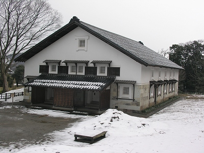 金沢城・鶴丸倉庫20100220