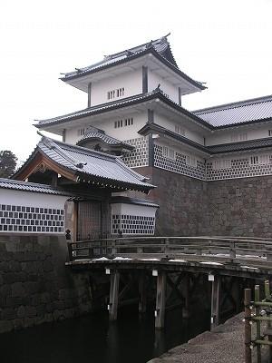 金沢城・橋爪門続櫓2010022020100220