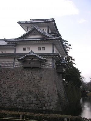 金沢城・菱櫓20100220