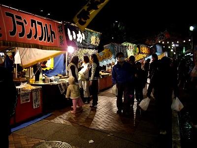 夜桜祭り1-20100327