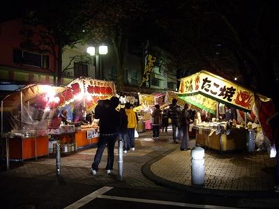 夜桜祭り3-20100327