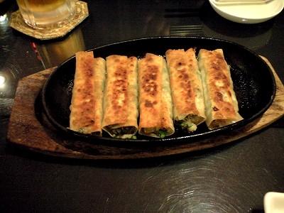 韮鉄餃子20100410