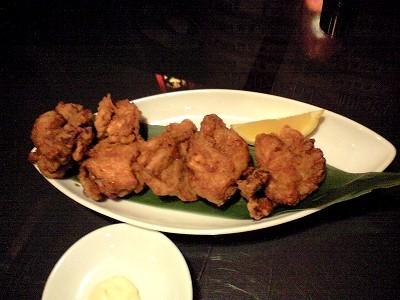 鶏の唐揚20100410
