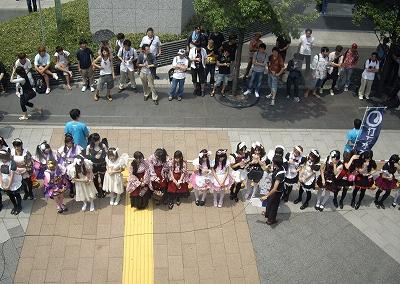 うち水娘2-20100801