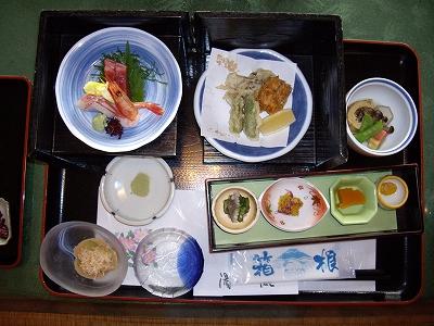 湯蔵・食事1-20101107
