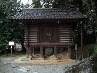 石山寺経蔵20101230